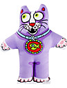 Small Bell Cat Style Catnip Toy for Cat (Purple)