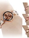 Сердце женщины форме сплава аналоговые кварцевые часы браслет (разных цветов)