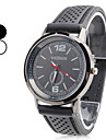 Men's Plastic Analog Quartz Wrist Watch (Black) Cool Watch Unique Watch Fashion Watch