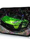 "supercar 7 ""neoprene pelindung sleeve case untuk ipad Mini / galaxy tab2 p3100/p6200/google nexus 7/kindle api hd"