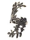 z&x® anillo de flores de la talla de estilo palacio de la vendimia de las mujeres