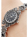Women's Alloy Quartz Analog Bracelet Watch (Black) Cool Watches Unique Watches
