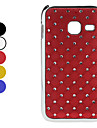 решетки шаблон трудный случай с блестящими горный хрусталь для Samsung s6802