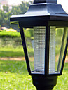 Luz de Jardin Solar LED Blanca con Montaje en Pared