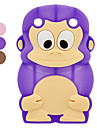 Protective Monkey Pattern Soft TPU Case for Blackberry 9220/9320 (Assorted Colors)