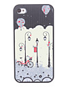 Street Light Pattern Hard Case for iPhone 4/4S