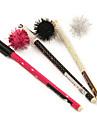 Splode Colgante Negro Gel Ink Pen (colores aleatorios)