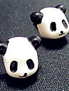 3,5 Cute Panda Head Anti-poussiere Branchez