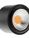 Lampada de Teto 3W 210 LM 3000K K Branco Quente 1 COB AC 100-240 V