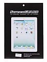 Kvalitet 2 X LCD Screen Protector med rening av kläder för iPad 2/3/4