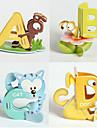 26pcs 26 Letters Animais 3D Puzzles educação precoce