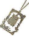 Chaîne coréenne de chandail d'étoile - Owl Frame N402