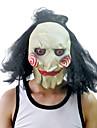 할로윈 의상 파티 용 헤드 커버와 광대 마스크