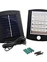 36 LED Solar Power Открытый датчик движения PIR Охрана Сад света