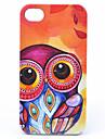 Joyland ABS Big Eyes Owl Back Case for iPhone 4/4S