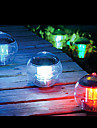 Color Changing Solar Power LED Floating Light Ball Lake Pond Pool Lamp