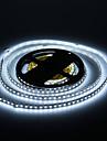 5M 48W 120x3528SMD 1800-2400LM 6000-7000K Cool White Light LED stripe lys (DC12V)