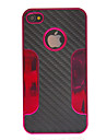 Housse de protection de conception speciale de motif d\'armure pour iPhone 4/4S (couleurs assorties)