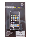 Mat professionnel protecteur anti-éblouissant de garde de l'écran LCD pour Samsung Galaxy Pocket Plus S5301
