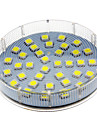 5W GX53 LED Spotlight 36 SMD 5050 280-350 lm Cool White AC 220-240 V