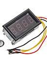 "YB27T 0.4 ""빨간 LED 전자 시계 (DC 4.5 ~ 30V)"