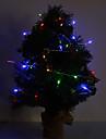 4M 3W 40-LED 210LM RGB Light LED Strip Light for Christmas Decorations