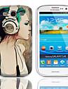 Шаблон Ghost Busters серии Футляр с 3 пакетами Защитные пленки для Samsung Galaxy S3 I9300