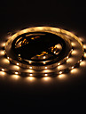 5M 30W 30x5050SMD 1500-1800LM 2800-3200K Warm White Light LED Strip Light with 12V 3A Adapter