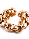Fashion Chain & Link Bracelet(Random Color)