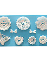 Mold Flower Lace For Cake For Cookie For Pie Silicone Eco-Friendly High Quality Valentine\'s Day