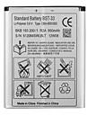 Sony BST-33 1500mAh Cell Phone Battery for Sony K550i k790a M600i P1i P990i S500i TM506 W300i W610i