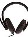 X10 Moderigtigt Hifi Stereo Music On-Ear Headphone Black