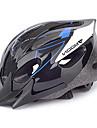 ЛУНА Велоспорт синий и черный ПВХ / EPS 16 Вентс Подросток Свет велосипед шлем
