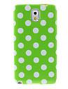 Pour Samsung Galaxy Note Motif Coque Coque Arriere Coque Forme Geometrique TPU Samsung Note 3