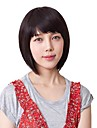 Women Bob Full Bang Short Heat Resistant Fiber Cheap Cosplay Party Wig Hair