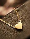 Pendant Necklaces Alloy Heart Heart Jewelry Party Thank You Daily Casual Valentine