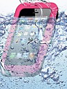 Solid Color Waterproof Silicone Soft Case for iPhone5/5S (Assorted Color)