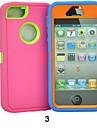 용 아이폰5케이스 충격방지 케이스 뒷면 커버 케이스 단색 소프트 PC iPhone SE/5s/5