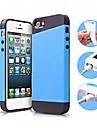 Soft Case padrao diferente da cor para iPhone5/5S (cores sortidas)