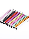 Clip on Green Stylus Touch Screen Pen for iPad and Others (Random Color)