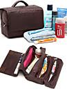 café multi-função transformável portátil maquiagem / cosméticos saco de viagem de armazenamento de produtos para o banho