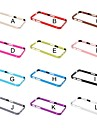 Caso Metal Frame Bumper para iPhone 5/5S