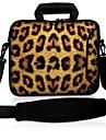 Leopard Notebook Computer Twee handtas voor alle notebook