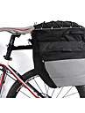 FJQXZ Waterproof Nylon 3-In-1 Big Size Black Carriage Bag