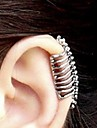 Women's Ear Cuffs Costume Jewelry Alloy Skull / Skeleton Jewelry For Party Daily Casual