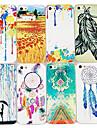 Pour Coque iPhone 5 Etuis coque Motif Coque Arriere Coque Dessin Anime Dur Polycarbonate pour iPhone SE/5s iPhone 5