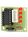 K1208064  DIY ULN2003 Stepper Motor Driver Board for (For Arduino)