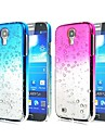 3D Rain Drops Pattern PC Hard Case for Samsung Galaxy S4 i9500(Assorted Colors)