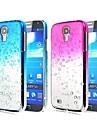 3D Rain Drops Mönster PC Hårt Fodral till Samsung Galaxy S4 i9500 (blandade färger)