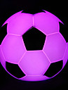 FootBall Rotocast changeant de couleur Night Light